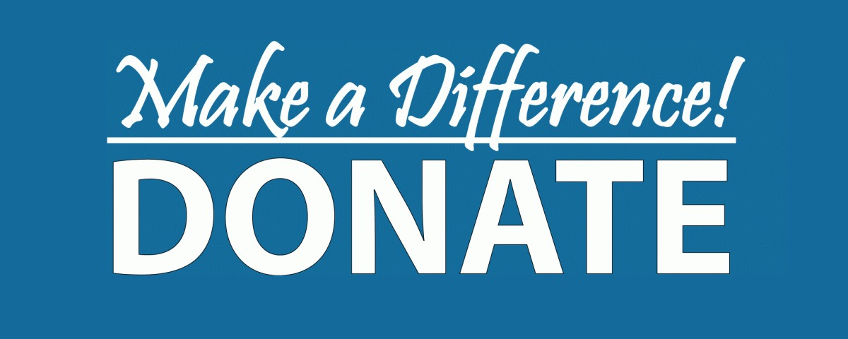 donate make difference
