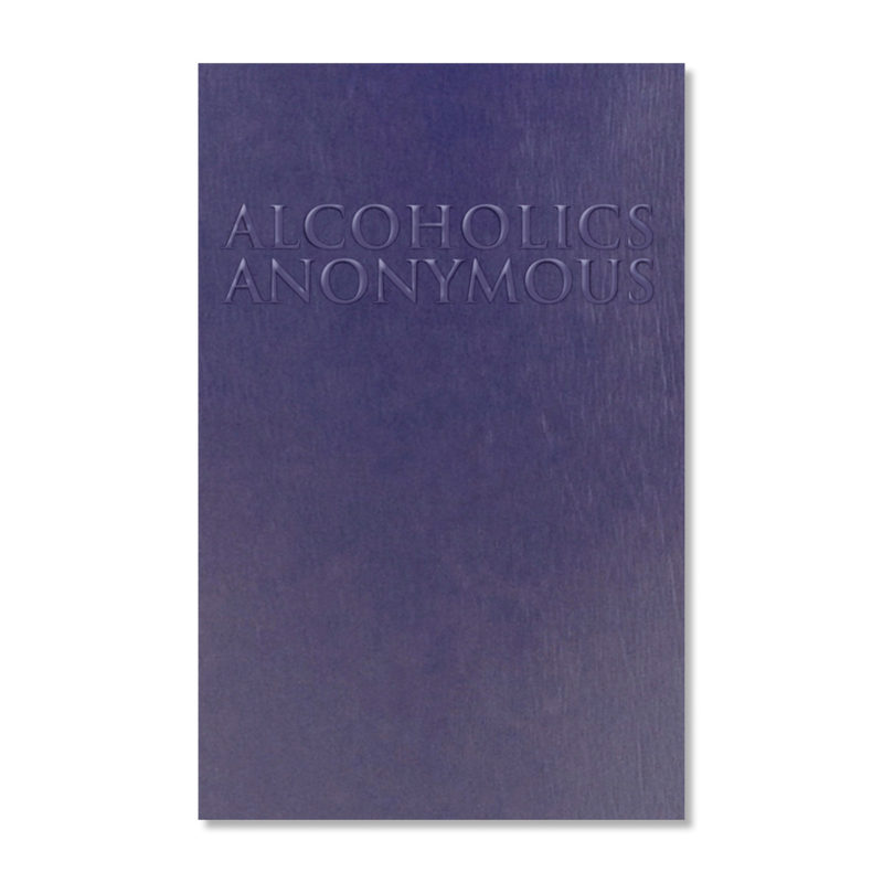Big Book of Alcoholics Anonymous (soft cover)