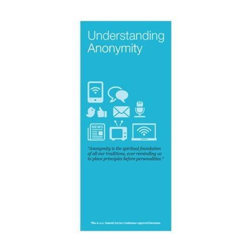 Understanding Anonymity