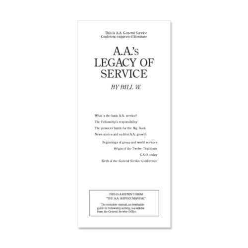 AA's Legacy of Service