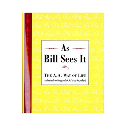 As Bill Sees It (Large Print)