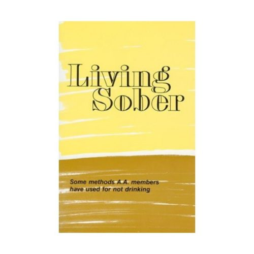 Living Sober (Large Print)
