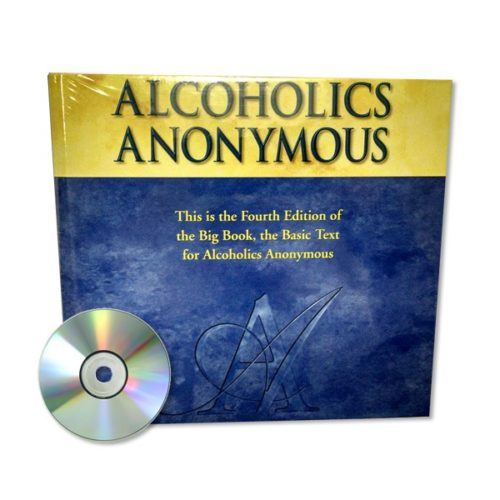 AA Big Book on Audio CD – 4th Edition