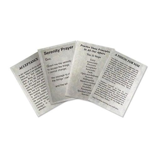 Verse Card (plain)