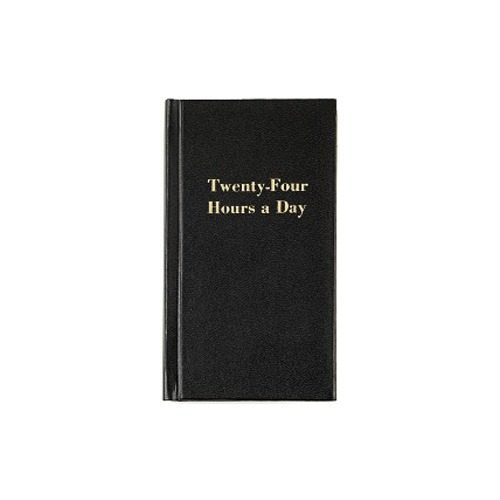Twenty Four Hours a Day (Hard Cover)
