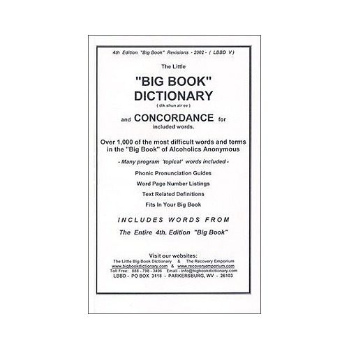 The Little Big Book Dictionary