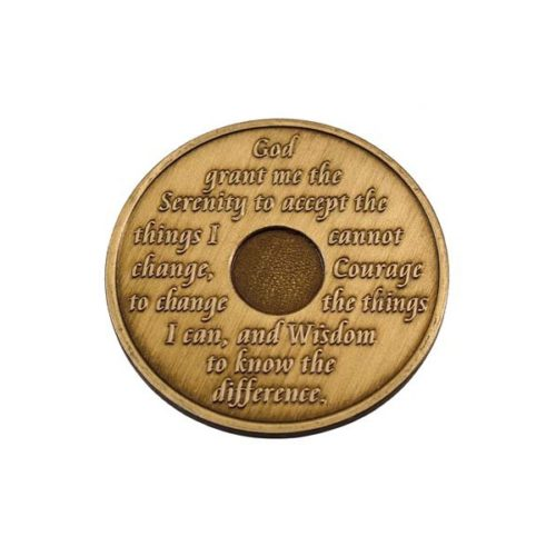Bronze Coin - Back