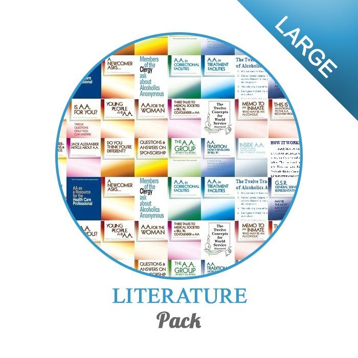 Literature Pack Large
