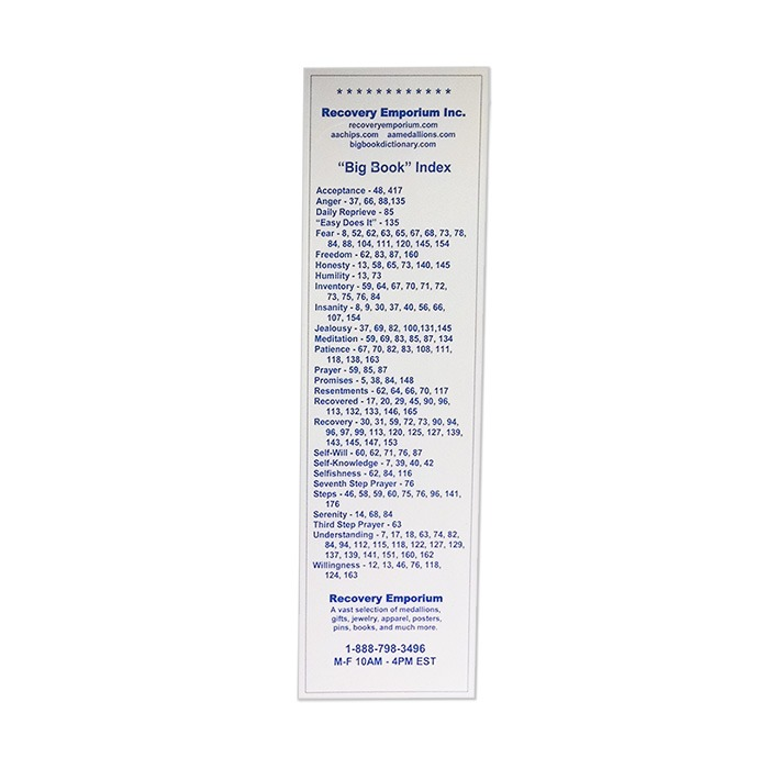 image regarding Aa Promises Printable called Massive Reserve Concordance Bookmark
