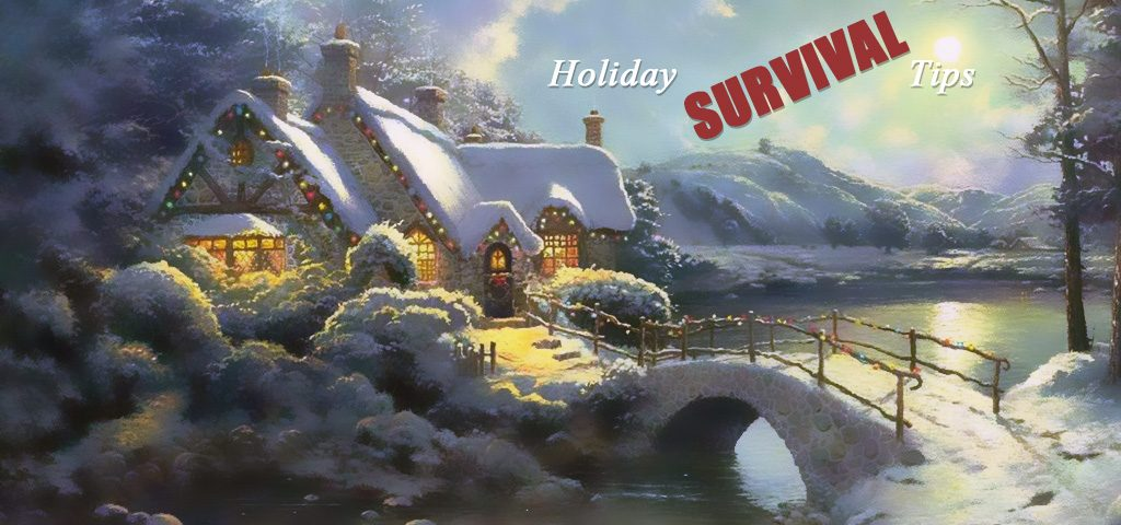holiday survival tips to stay sober